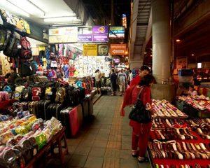 Sukhumwit street market Bangkok