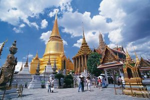 Wat Phra Kaew Rattanakosin Bangkok