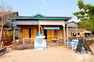 Cambodian Diving Group, Mapai Bai Villaga, Koh Rong Samloem in Cambodia. © Beachmeter.com