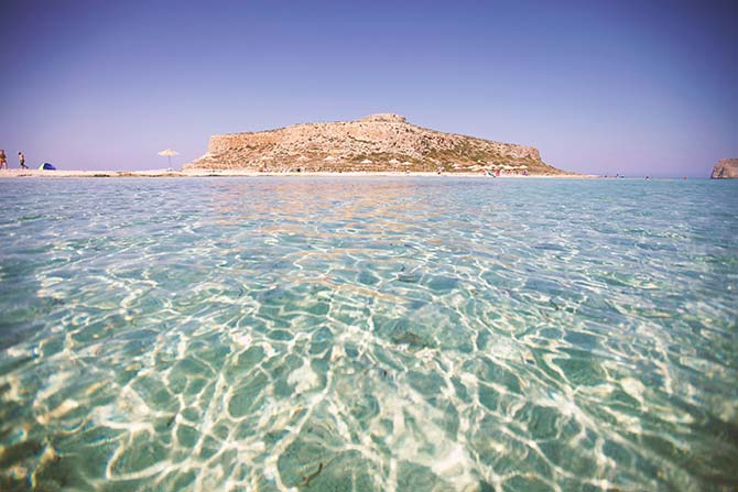 Crete Beaches - Balos Beach