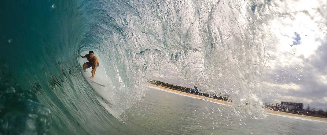 Best Surfing Beaches New Zealand Beachmeter